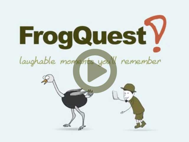 FrogQuest Animated Explainer Video